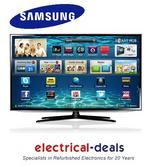 "View Item Samsung UE46ES6300 46"" SMART 3D LED TV Full HD 1080p with Freeview & Freesat HD"
