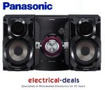 View Item Panasonic SC-AKX14EB-K CD Mico HI-FI System with USB Playback, CD & Radio Tuner