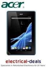 View Item Acer Iconia Tab B1-A71. 7&quot; Multi Touch Display. Android v4.1 (Jelly Bean). Black