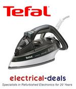View Item Tefal FV4489 Ultraglide Steam Iron. 2300W. 0-35g/min Steam Output/270ml Capacity