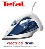 View Item Tefal FV5213 Aquaspeed Iron. 2400W 300ml Water Tank. Anti-scale. 0-40g/min steam
