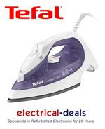 View Item Tefal FV3680 Superglide 2200W Ultraglide Soleplate Iron. 2200W. 270ml Water Tank