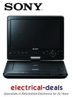 View Item BDP-SX1 Portable Blu-ray Disc Player. 10.1&quot; LCD Display. Watch movies in Full HD