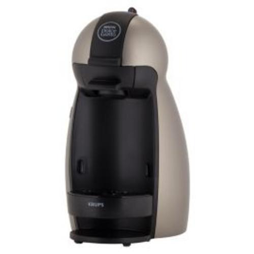 nescafe kp100940 krups dolce gusto piccolo coffee machine 15 bar 0 6 litre titanium. Black Bedroom Furniture Sets. Home Design Ideas