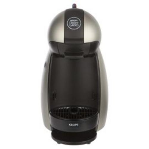 nescafe kp100940 krups dolce gusto piccolo coffee machine 15 bar 0 6 litre ti. Black Bedroom Furniture Sets. Home Design Ideas