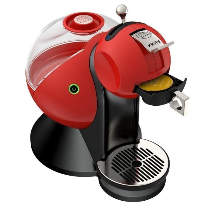 krups kp210611 dolce gusto melody 2 red coffee machine 15 bar pressure 1 5l tank ebay. Black Bedroom Furniture Sets. Home Design Ideas