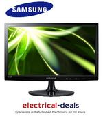 "View Item Samsung T22B300EW/EN 21.5"" LED Monitor Full HD 1080p with Built-in Freeview BLK"