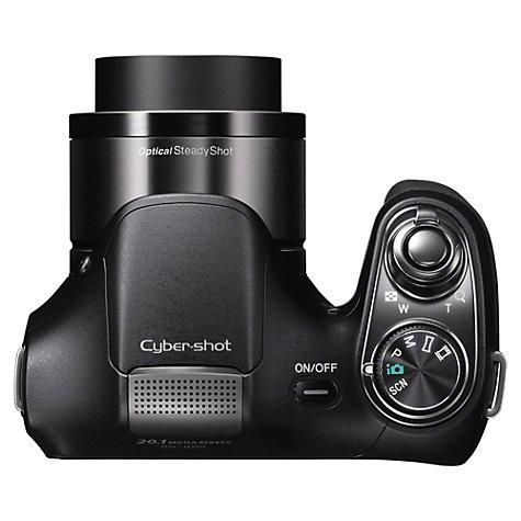 Sony Recording Cameras Sony Dsc-h200 Bridge Camera 3