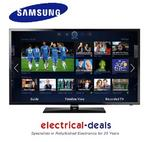 "View Item Samsung UE32F5300 32"" LED TV Full HD 1080p SMART Ready with Freeview HD Black"