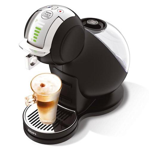 krups kp230840 nescafe dolce gusto melody 3 flow stop coffee machine black. Black Bedroom Furniture Sets. Home Design Ideas