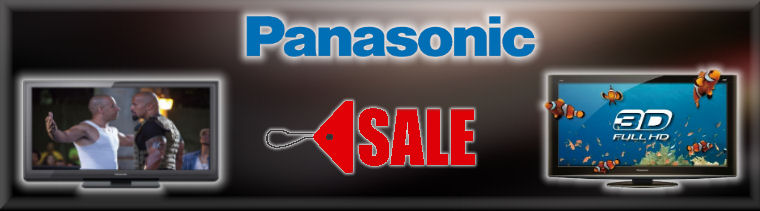 Panasonic SALE!