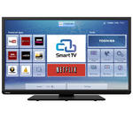 "View Item Toshiba 40L3453DB 40"" Full HD 1080p Smart LED TV with Freeview HD and Built-in WiFi"