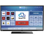 "View Item Toshiba 48L3451DB 48"" Full HD 1080p Wi-Fi Ready Smart LED TV with Freeview HD"