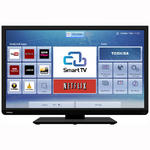 "View Item Toshiba 32W3453DB 32"" HD Ready Smart LED TV with Freeview HD & Built-in WiFi"