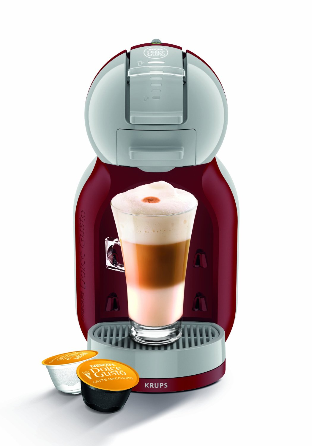 nescafe dolce gusto by krups kp120540 minime coffee machine auto play and select. Black Bedroom Furniture Sets. Home Design Ideas