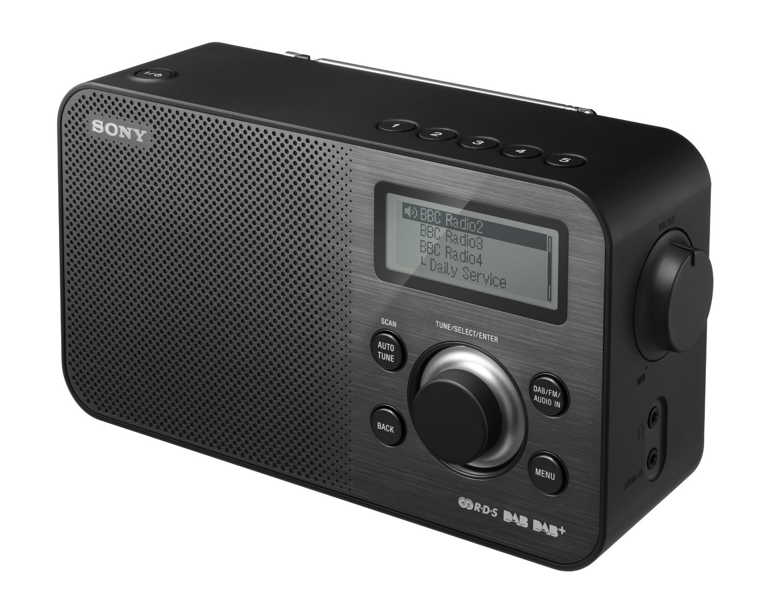 sony xdrs60 retro design dab radio with dab dab fm tuner. Black Bedroom Furniture Sets. Home Design Ideas