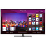 View Item Techwood 50AO1SB 50 inch SMART FULL HD LED TV Built in WiFi Freeview HD USB