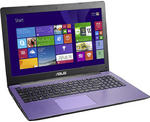 View Item Asus X553MA-XX222H 15.6 inch Laptop Windows 8 OS 4GB RAM 750GB HDD Purple