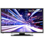 View Item Techwood 39AO1B 39.5 inch 1080p Full HD LED TV Freeview USB Playback Black
