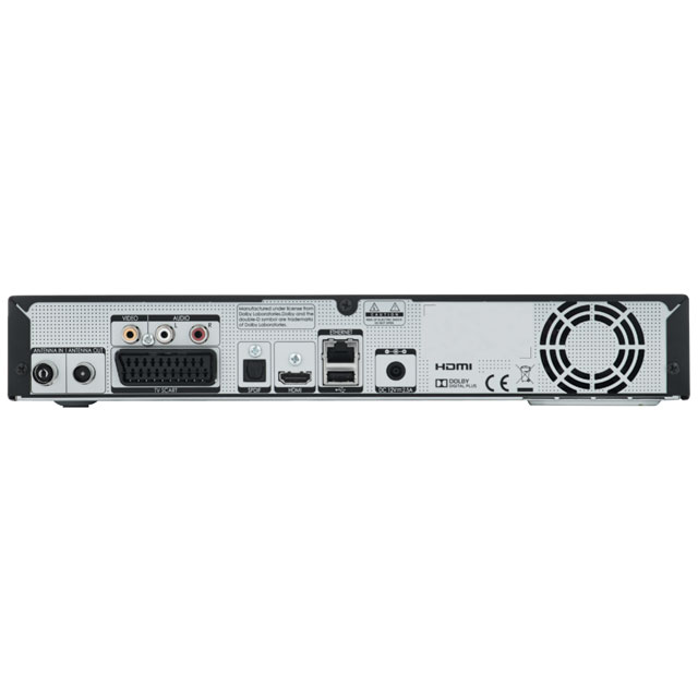 humax hdr 1800t 320gb smart freeview hd recorder twin