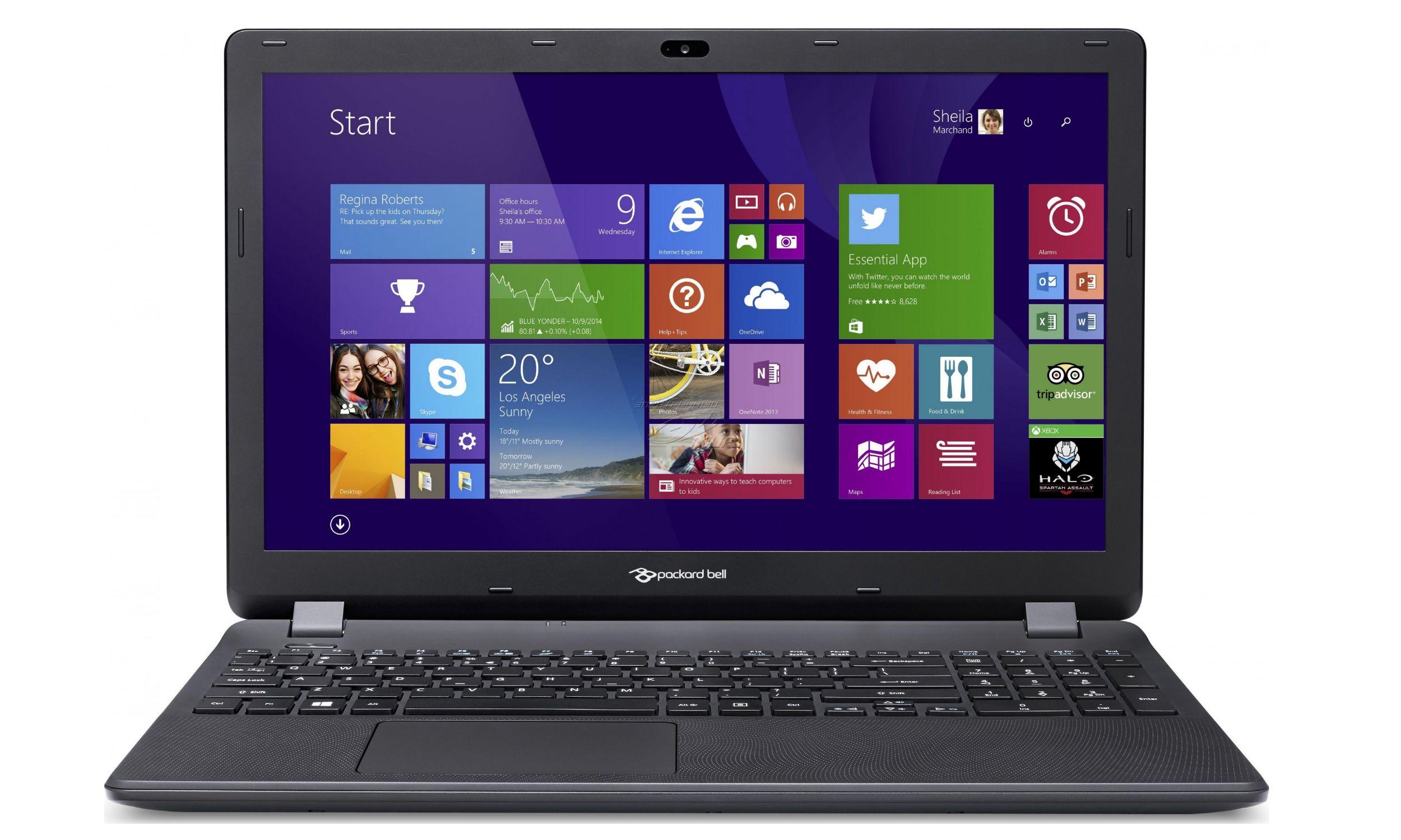 packard bell easynote entg71bm 15 6 inch laptop windows 8. Black Bedroom Furniture Sets. Home Design Ideas