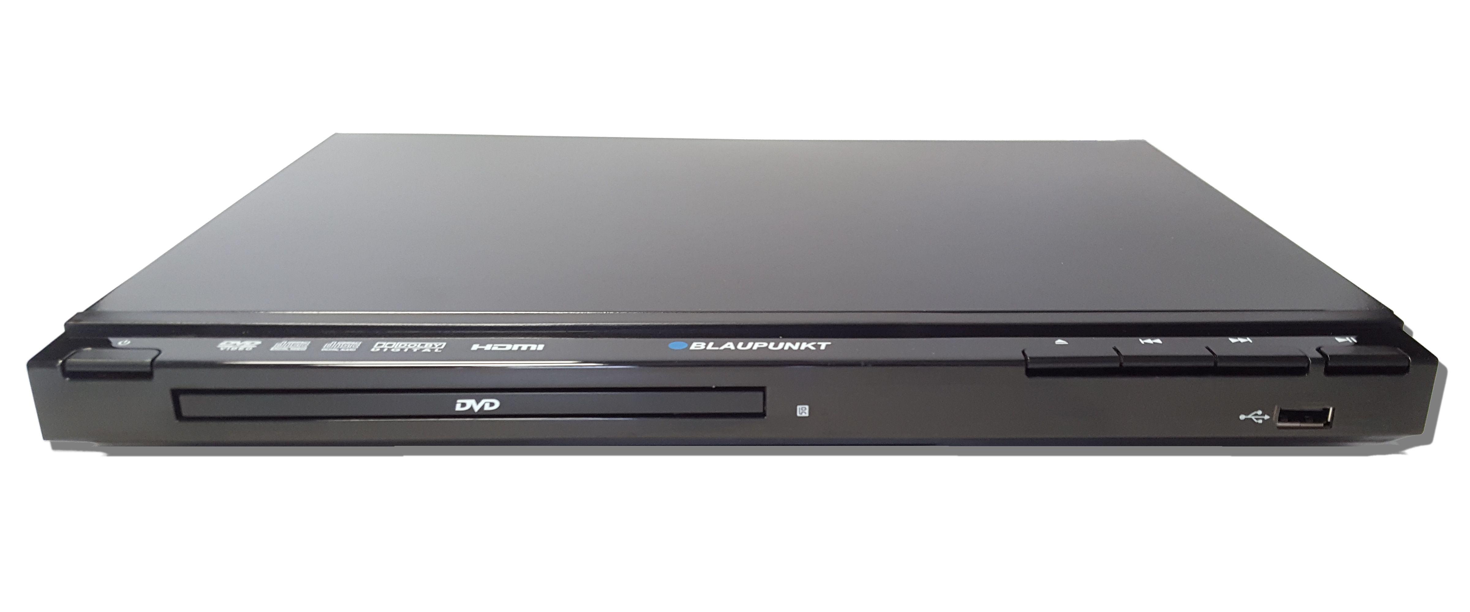 blaupunkt dv2308 dvd player built in 1080p upscaling ebay. Black Bedroom Furniture Sets. Home Design Ideas