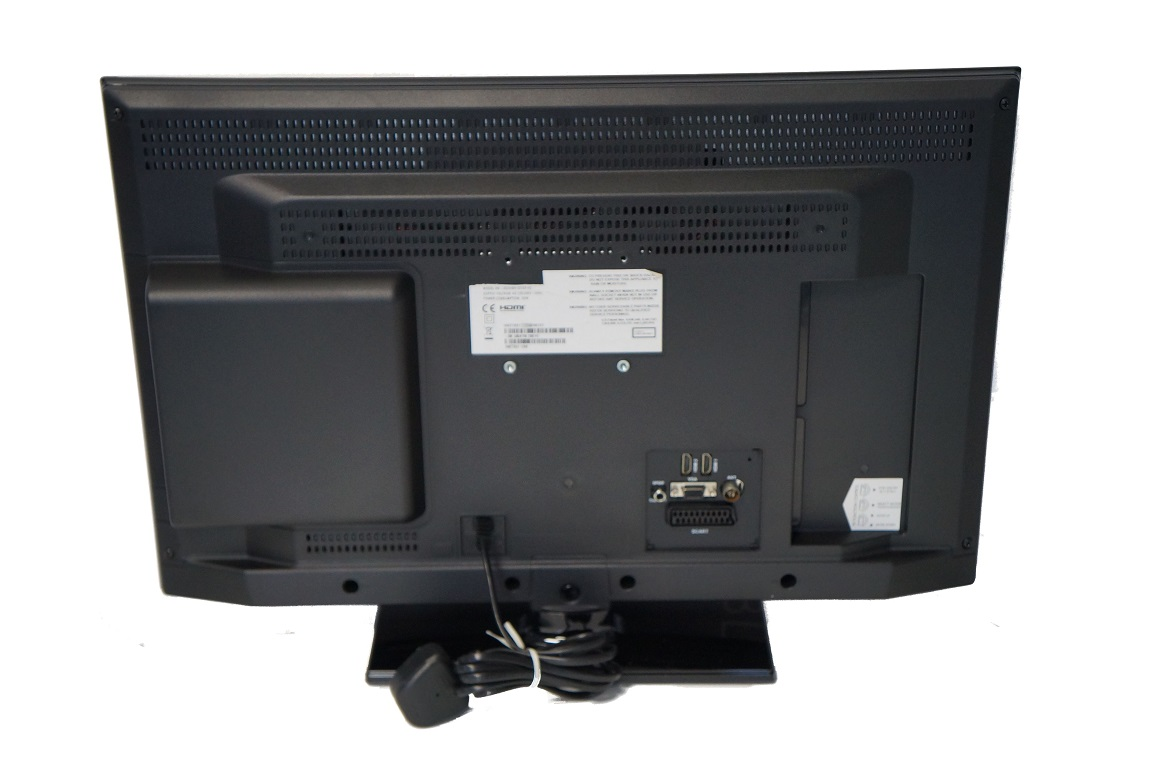 electrotec led24s913dvdfhd ed 24 inch full hd led tv dvd combi built in freeview ebay. Black Bedroom Furniture Sets. Home Design Ideas