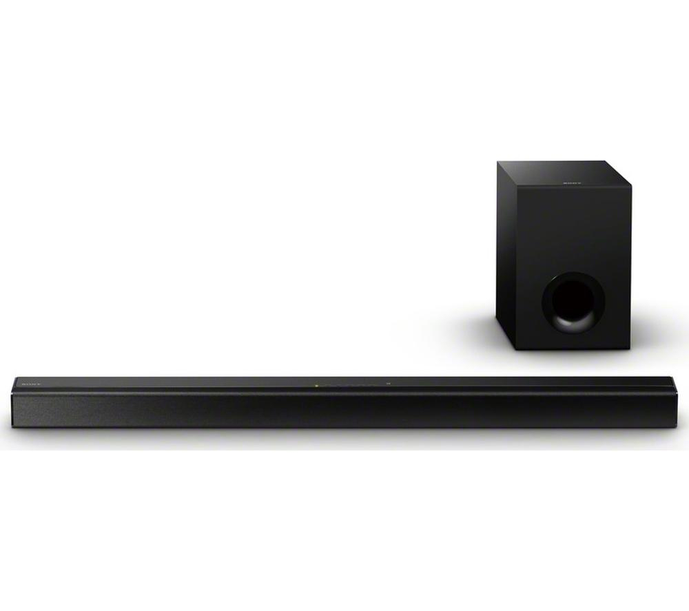 sony ht ct80 80w soundbar wired subwoofer home cinema built in bluetooth 4905524994971 ebay. Black Bedroom Furniture Sets. Home Design Ideas