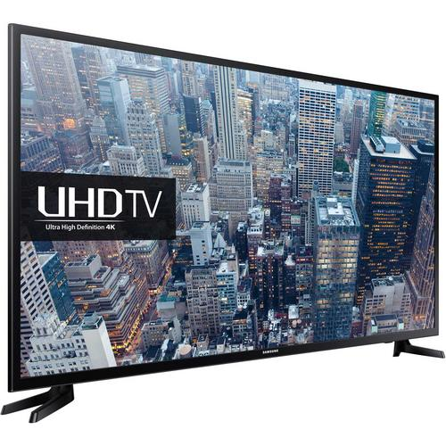 samsung ue40ju6000 40 inch smart 4k ultra hd led tv built in freeview hd wifi. Black Bedroom Furniture Sets. Home Design Ideas