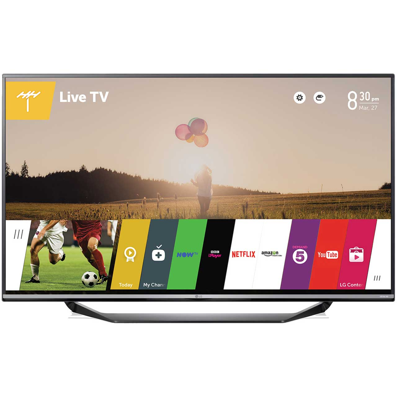 lg 49 inch smart tv manual