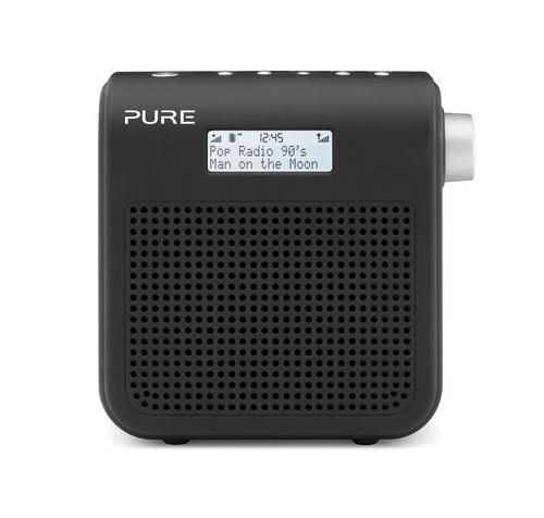 pure one mini series 2 portable digital radio built in dab. Black Bedroom Furniture Sets. Home Design Ideas