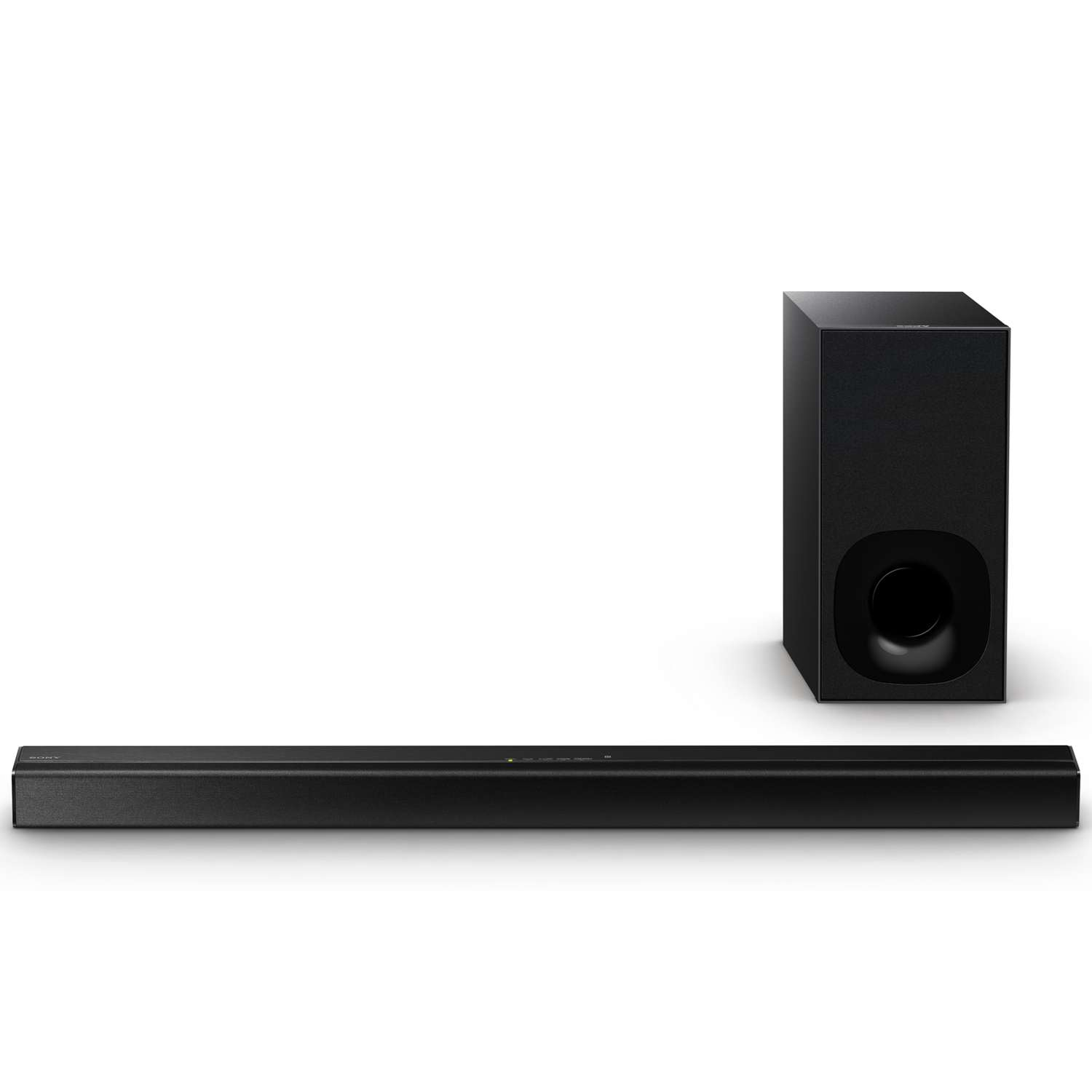 sony ht ct180 100w soundbar wireless subwoofer home cinema bluetooth black ebay. Black Bedroom Furniture Sets. Home Design Ideas