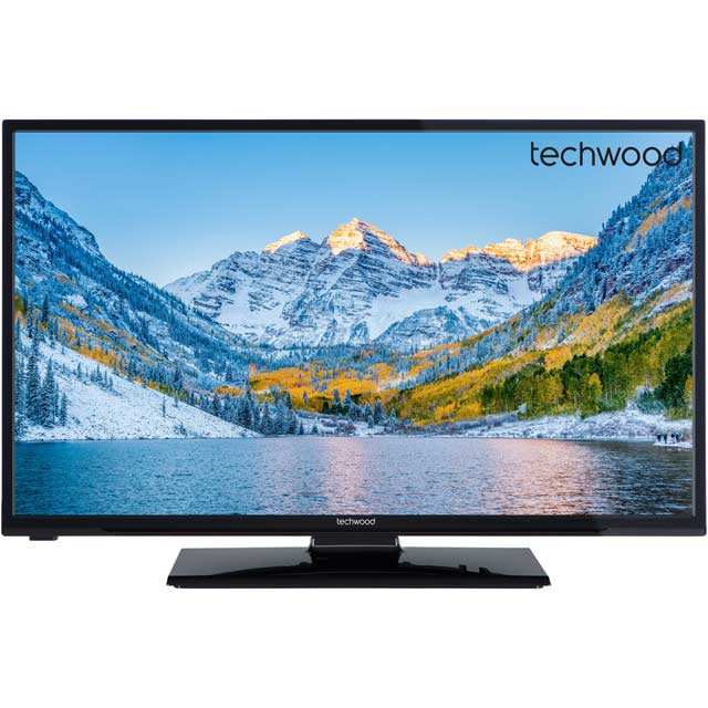 techwood 50ao2b 50 inch full hd led tv built in freeview usb playback ebay. Black Bedroom Furniture Sets. Home Design Ideas