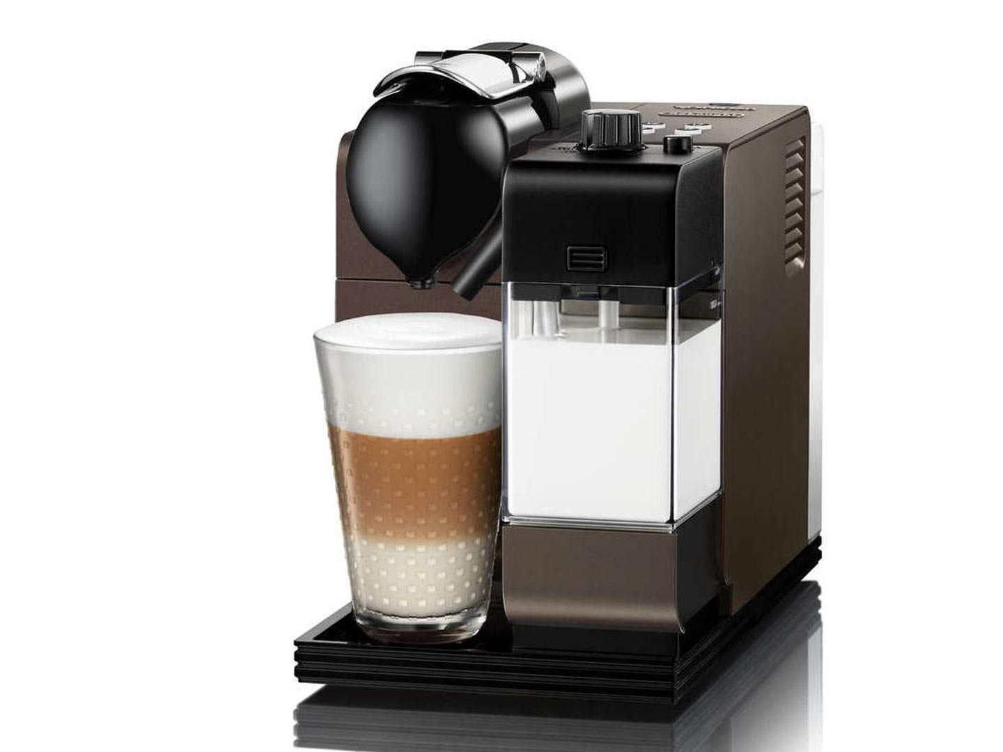 delonghi nespresso lattissima user manual