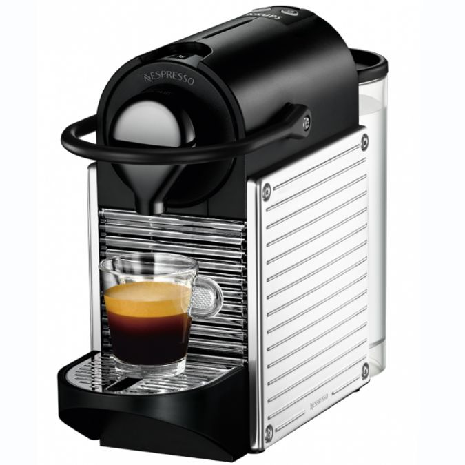 Krups Nespresso XN300D40 0.7L Programmable Stainless Steel Espresso Maker eBay