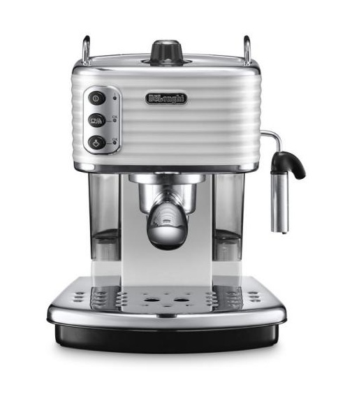 DeLonghi ECZ351.W Espresso Coffee Machine Maker Cappuccino System Cup Warmer eBay