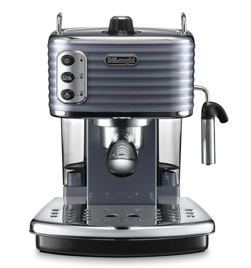 Electronic Ese Pod Coffee Machine delonghi ecz351 gy coffee machine maker cappuccino espresso ese thumbnail 1 2