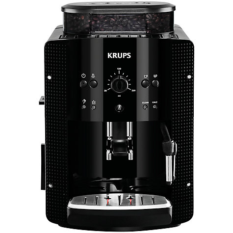 krups ea8108 15 bar 1 4kw 1 8l espresseria automatic bean. Black Bedroom Furniture Sets. Home Design Ideas