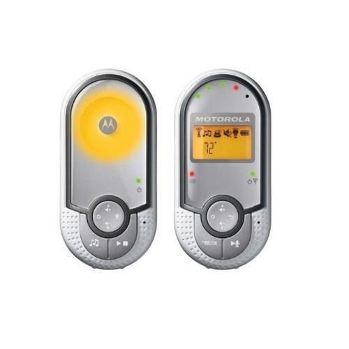 Motorola Mbp16 Baby Monitor Built In Two Way Communication