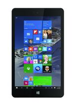 View Item Linx 810 8 inch Tablet Windows 10 Operating System 32GB Storage Leather Edition