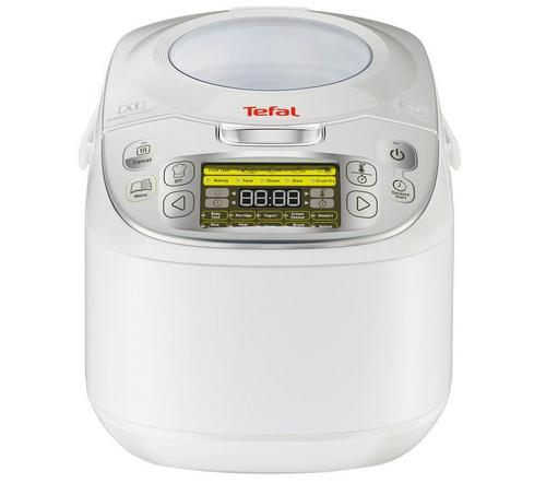 Tefal rk812142 multicook advanced 45 in 1 multicooker 5 litre capacity white - Multicook pro tefal ...