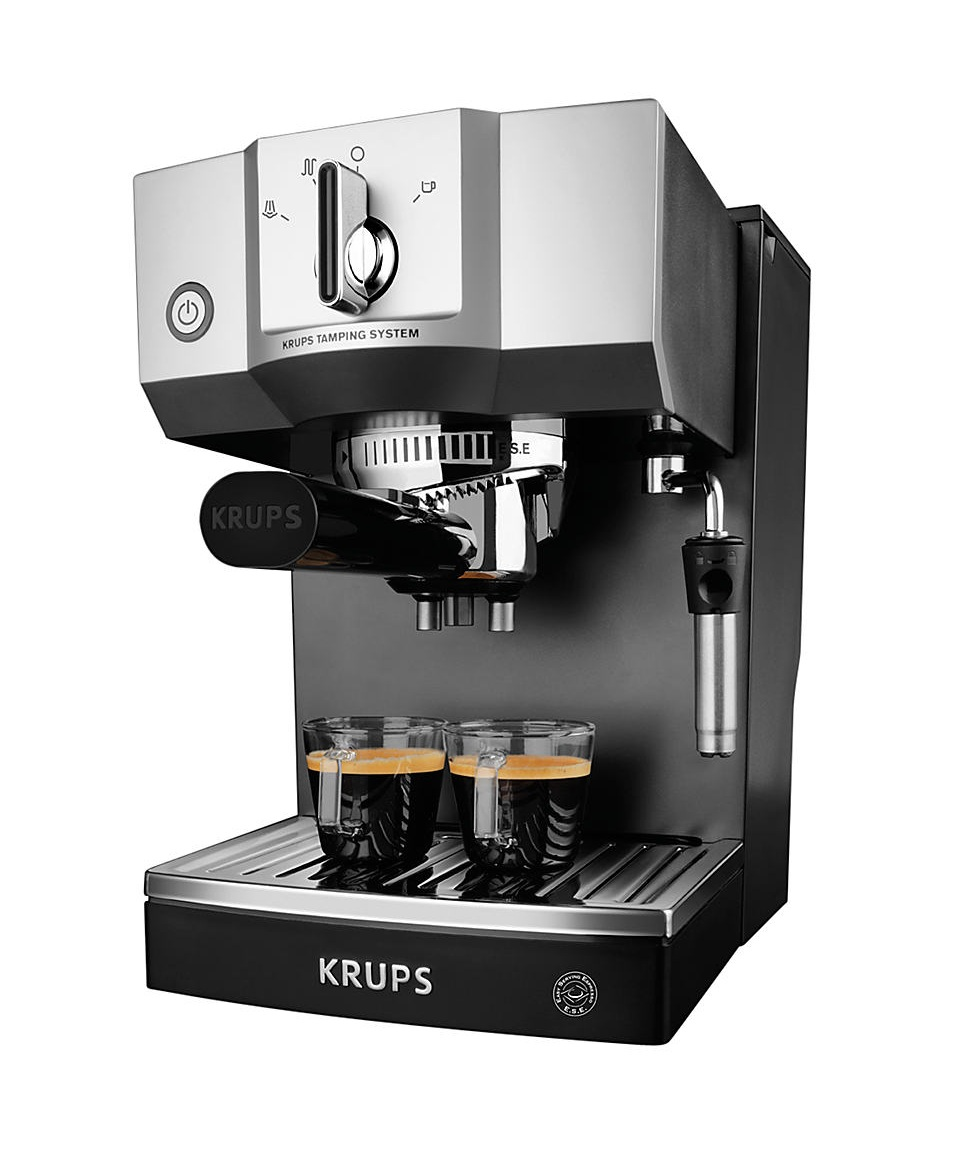 krups xp5620 espresso coffee machine 1450w 1 1 litre ebay. Black Bedroom Furniture Sets. Home Design Ideas