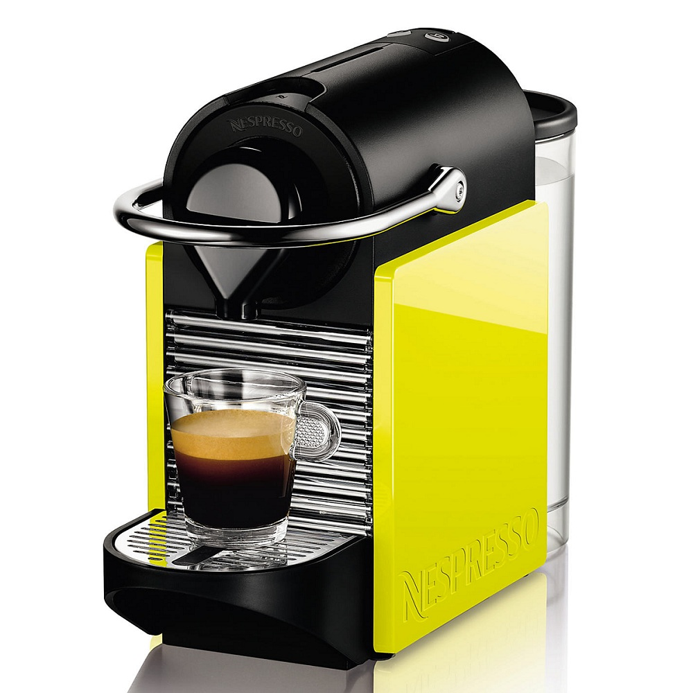 Electronic Krups Capsule Coffee Machine krups nespresso xn302040 pixie clips capsule coffee machine black thumbnail 1 2