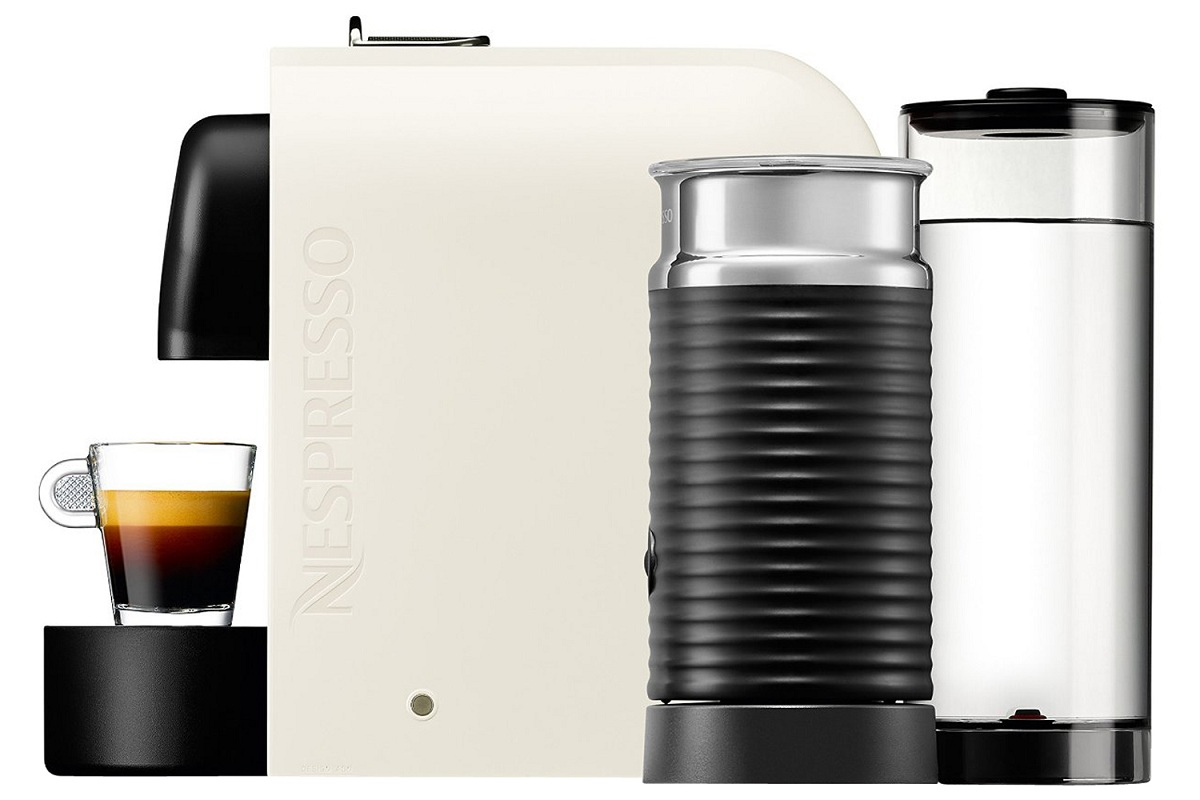 nespresso milk frother user manual