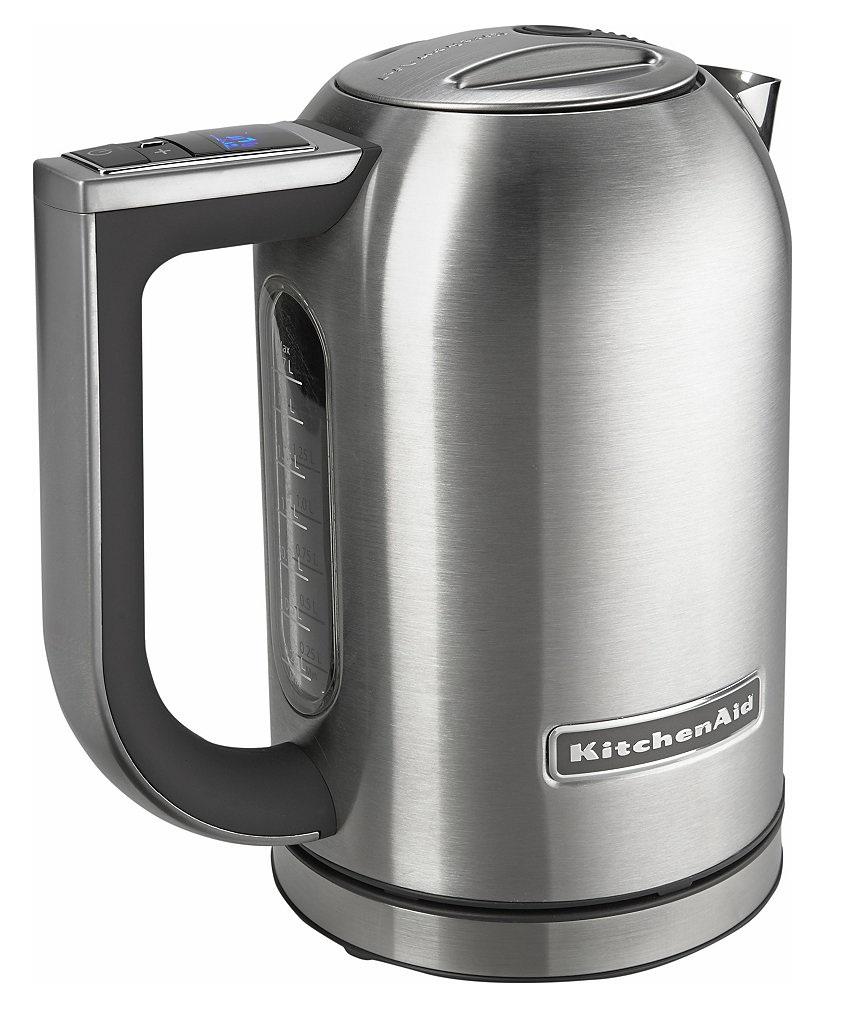 kitchenaid 5kek1722 jug kettle 1 7 litre variable. Black Bedroom Furniture Sets. Home Design Ideas