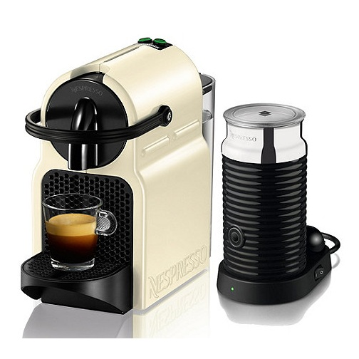 Nespresso Coffee Maker Manual : Magimix M105 Nespresso Inissia Coffee Machine Separate Aeroccino Cream 5018399113619 eBay