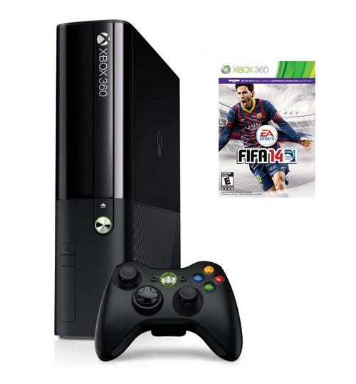 Xbox 360 250GB Gaming Console With FIFA 14