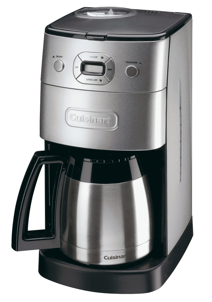 Cuisinart Coffee Maker Hot Water Manual : Cuisinart DGB650BCU Grind and Brew Automatic Filter Coffee Maker Machine 1.5L 3030058206502 eBay