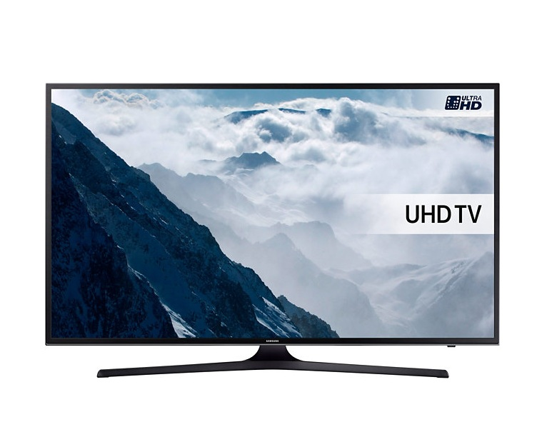 samsung ue40ku6000k 40 inch smart 4k ultra hd led tv built. Black Bedroom Furniture Sets. Home Design Ideas
