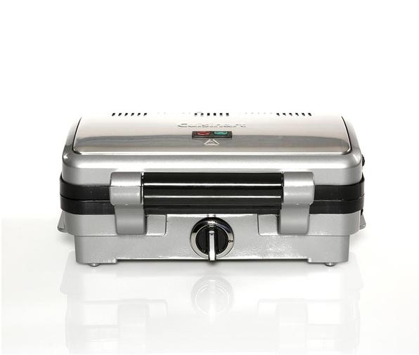 Cuisinart WAF1U Waffle Maker 1000W Fast Heating Non-Stick Removable Plates eBay